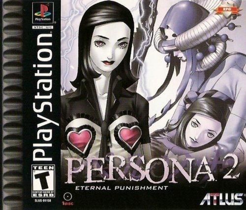 Atlus Software Persona 2: Eternal Punishment - PlayStation