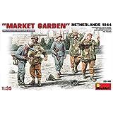 """MINIART Echelle 1: 35""""Marché Garden (Pays-Bas 1944)"""" Kit de modèle en plastique"""