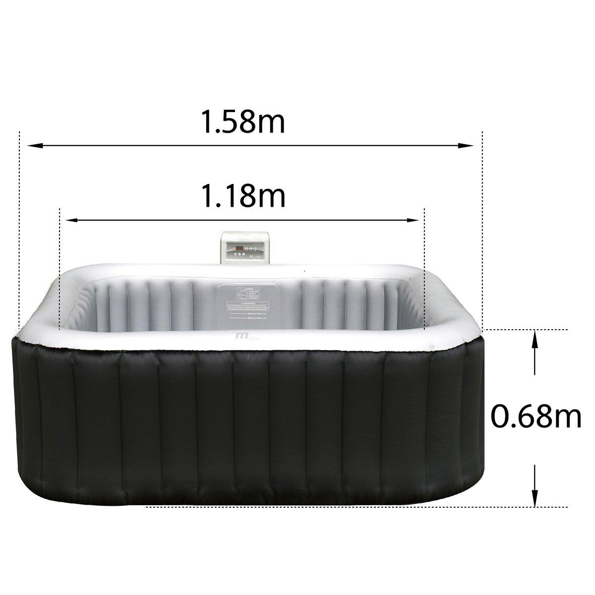 jacuzzi kaufen badetonne badezuber badebottich badefass. Black Bedroom Furniture Sets. Home Design Ideas