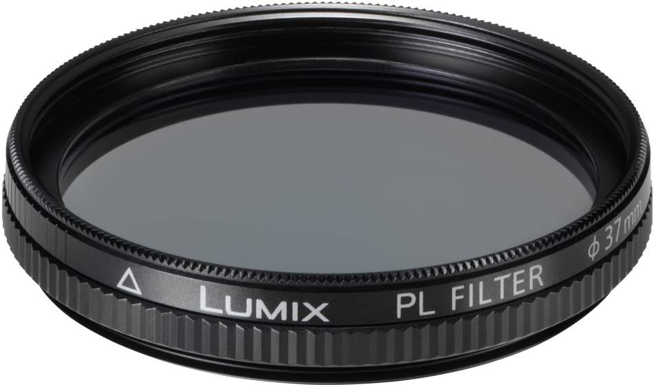 Black Polarizing Filters Panasonic DMW-LPL37 37mm Camera Lens