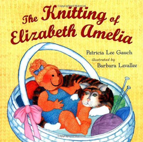 Download The Knitting of Elizabeth Amelia pdf