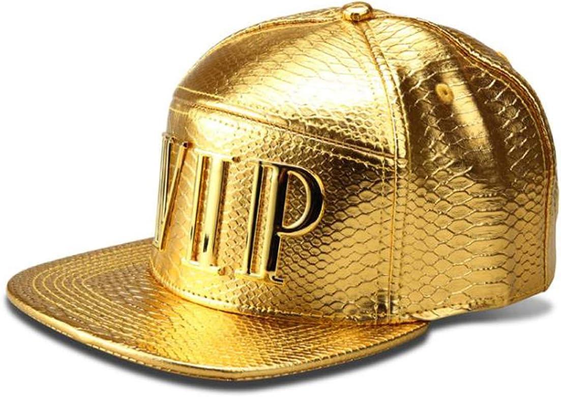Gysad Sombrero Hombre Letra VIP de decoración Gorras de Hombre ...