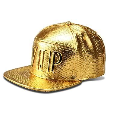 Gysad Sombrero Hombre Letra VIP de decoración Gorras de Hombre Beisbol Estilo Hip Hop Gorras de