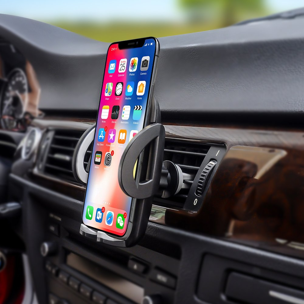 woleyi Car Vent Mount Air Vent Clip - Car Holder for Cell Phones and GPS by woleyi (Image #6)