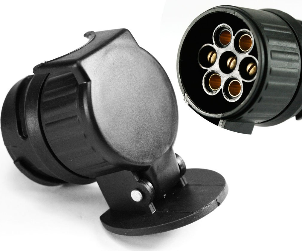 12V Anhängerbeleuchtung Trailer Tester Anhänger Prüfgerät 7 13 Pol ...