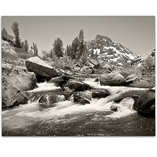 American West Picture Frame - Ansel Adams Photo Near Thousand Island Lake California Art Print - 11x14 Unframed Art Print - Great Living Room Decor or Gift to Ansel Adams Fans