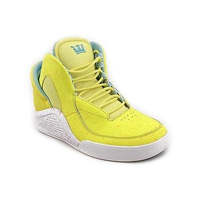 ae7d3414189 Supra Men's Trainers Yellow Gelb, Fluoreszierend: Amazon.co.uk ...