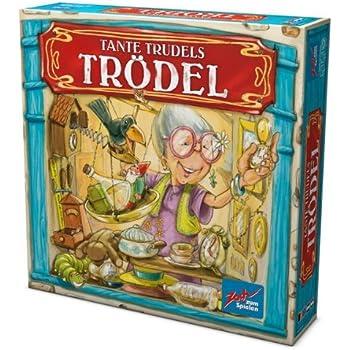 Zoch Verlag Tante Trudels Trodel Board Game