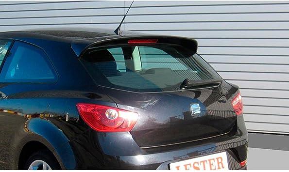Roof spoiler Seat Ibiza 6J 5-doors 2008- PU