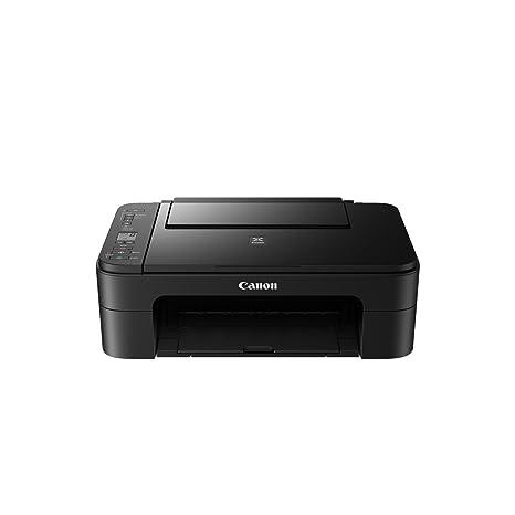 Impresora Multifuncional Canon PIXMA TS3150 Negra Wifi de inyección de tinta