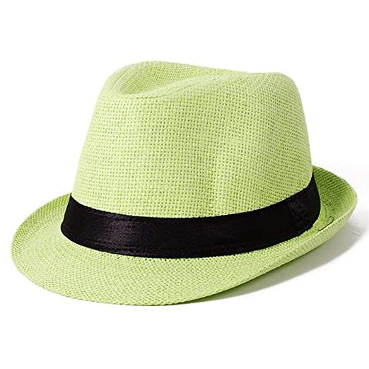 YDS SHOP Padre-Hijo Inglaterra Sombrero de Paja Primavera Verano ...