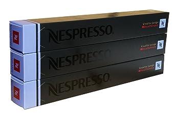 30 Pods Nespresso Vivalto Lungo Decaffeinato Coffee, Tea & Espresso at amazon