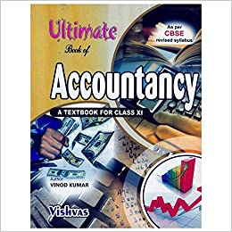 Ultimate Book Of Accountancy-Class-XI