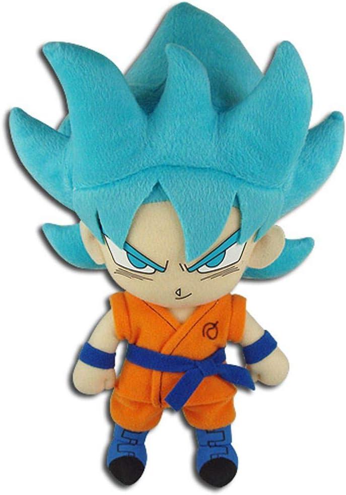 Dragonball Z Super 8/'/' Goku Plush Doll Anime Licensed NEW