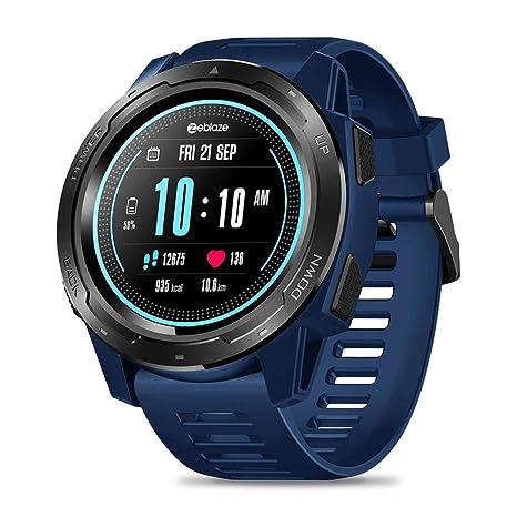 HZYWL Rastreador de Ejercicios HR Smartwatch Band Waterproof ...