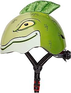 Kids Bike Helmet Toddler Helmet Ages 3-8 Green Green Adjustable Skateboard Helmet CE and CPSC Certified Kids Helmets for Boys and Girls