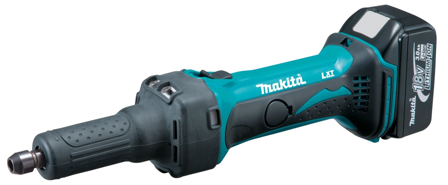 Makita LXDG01 18V LXT Lithium-Ion Cordless 1 4 inch Die Grider Kit Discontinued by Manufacturer
