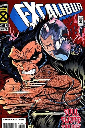 (Excalibur (1988 series) #85 DELUXE)