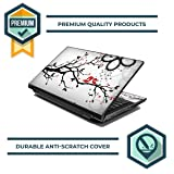 LSS Laptop 17 17.3 Skin Cover with Colorful Dragon
