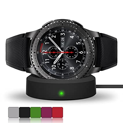 Amazon.com : Feskio for Samsung Gear S3 Classic Smartwatch ...