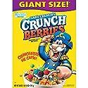Quaker Cap'n Crunch Crunchberries, 26 oz Box