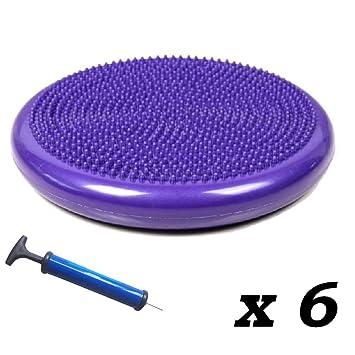Amazon.com: GOGO Core - Disco de equilibrio de ejercicio con ...