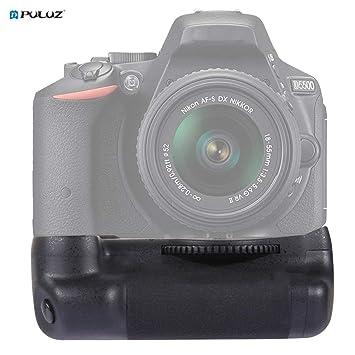 PULUZ PU2502 - Soporte de batería Vertical para cámara Nikon D5500 ...