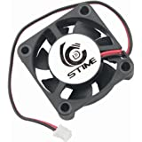 Gdstime 40mm X 40mm X 10mm Small 5v Dc Brushless Cooling Fan