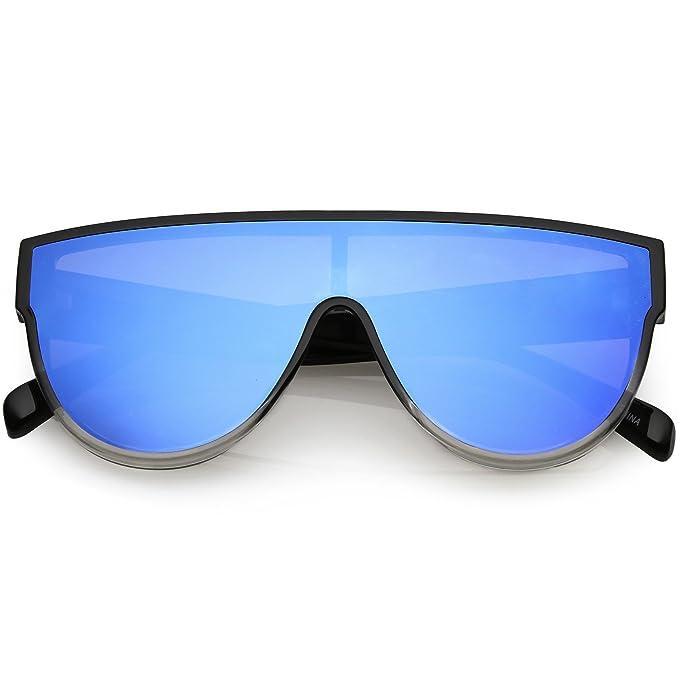 Amazon.com: sunglassla – Oversize parte superior plana ...