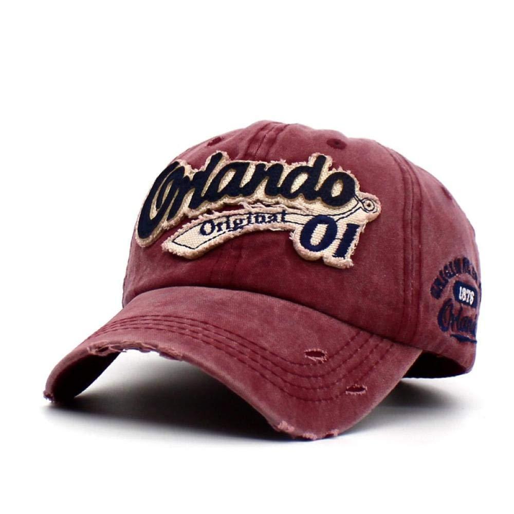 Unisex Leisure Baseball Cap Letters Hats for Men and Women Summer Snapback Hat Adjustable Caps