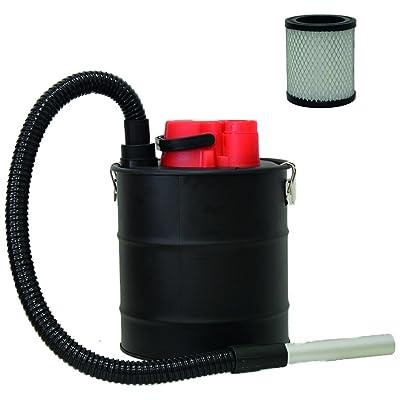 Grafner Aspirateur à Cendres 20 L 1200 W Avec Filtre Hepa
