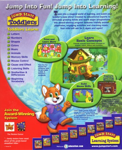JumpStart Toddlers Windows credits - MobyGames