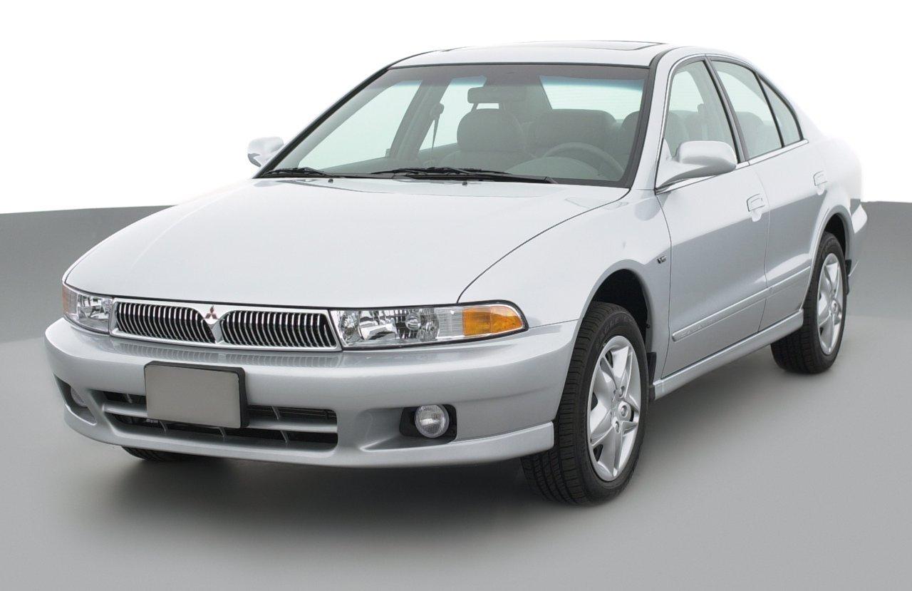 ... 2001 Mitsubishi Galant GTZ, 4-Door Sedan V6 ...