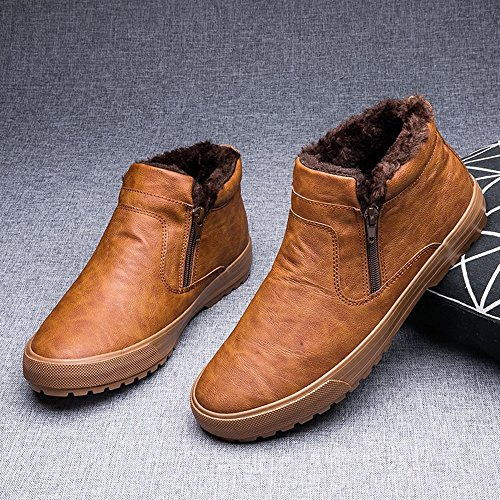 Slip 3 Thickening Colors Feifei Khaki Shoes Men's Shoes Casual Keep Non Warm SAOxqw