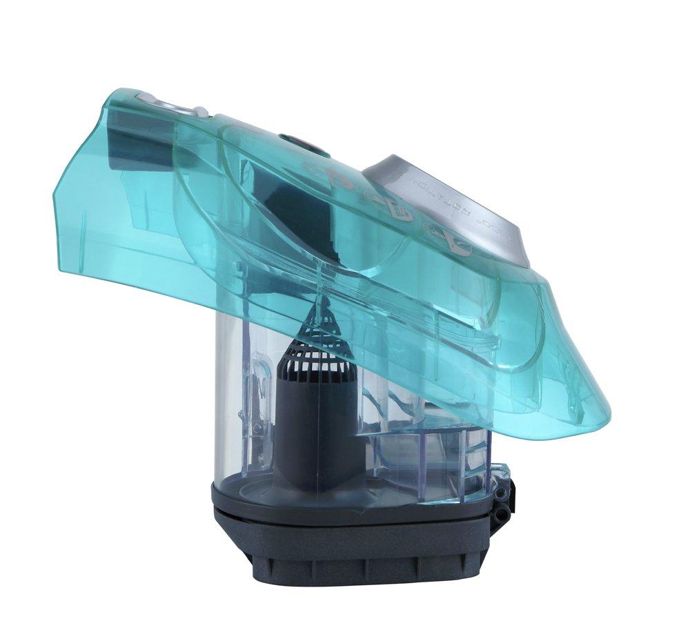 Hoover Space Explorer SL70PET - Aspirador trineo sin bolsa, con accesorios especiales para parquet y mascotas, tecnología ciclónica, 550 W, ...