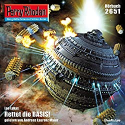 Rettet die BASIS! (Perry Rhodan 2651)