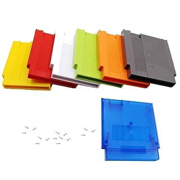 7 pcs juego láser carcasa 72 pines 8 bit tarjeta, diseño de ...
