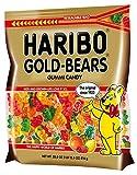 gummy bear haribo - Haribo Gold-Bears Gummi Candy (28.8 Ounce Resealable Pouch)