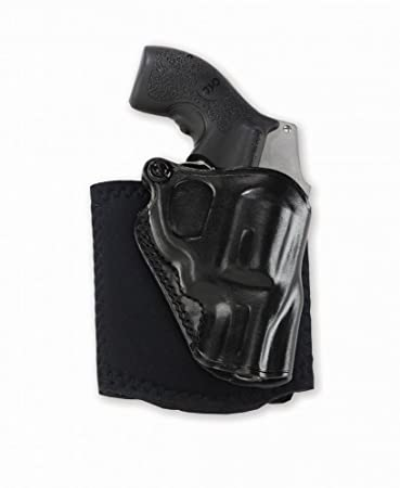 galco gunleather ankle glove ankle holster for sw j frame 640 cent 2 1