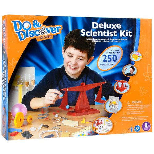 Edu Science Deluxe Scientist Kit – Physics