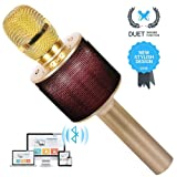 Karaoke Microphone Portable Wireless Karaoke