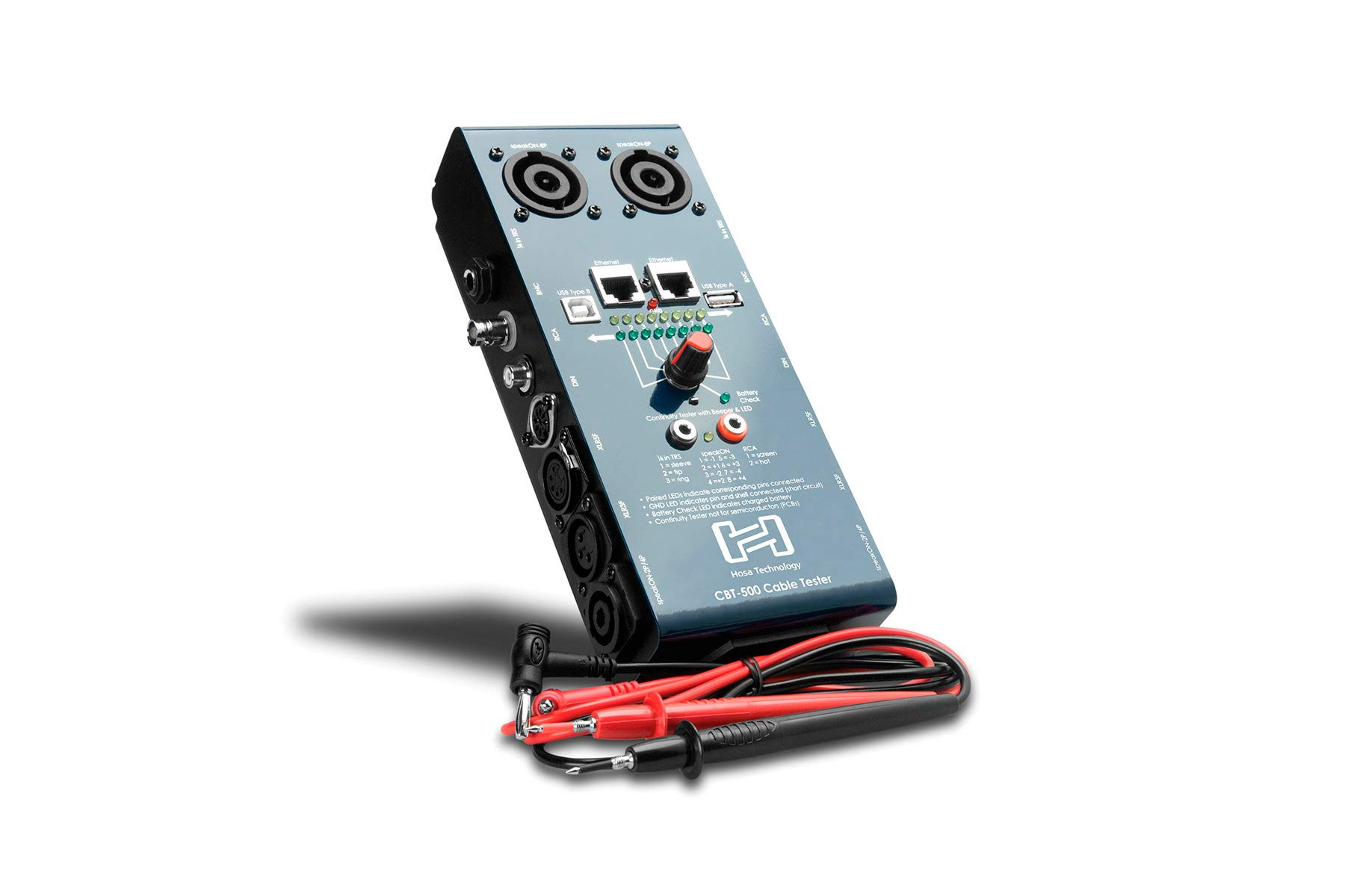 Hosa CBT500 Audio Cable Tester
