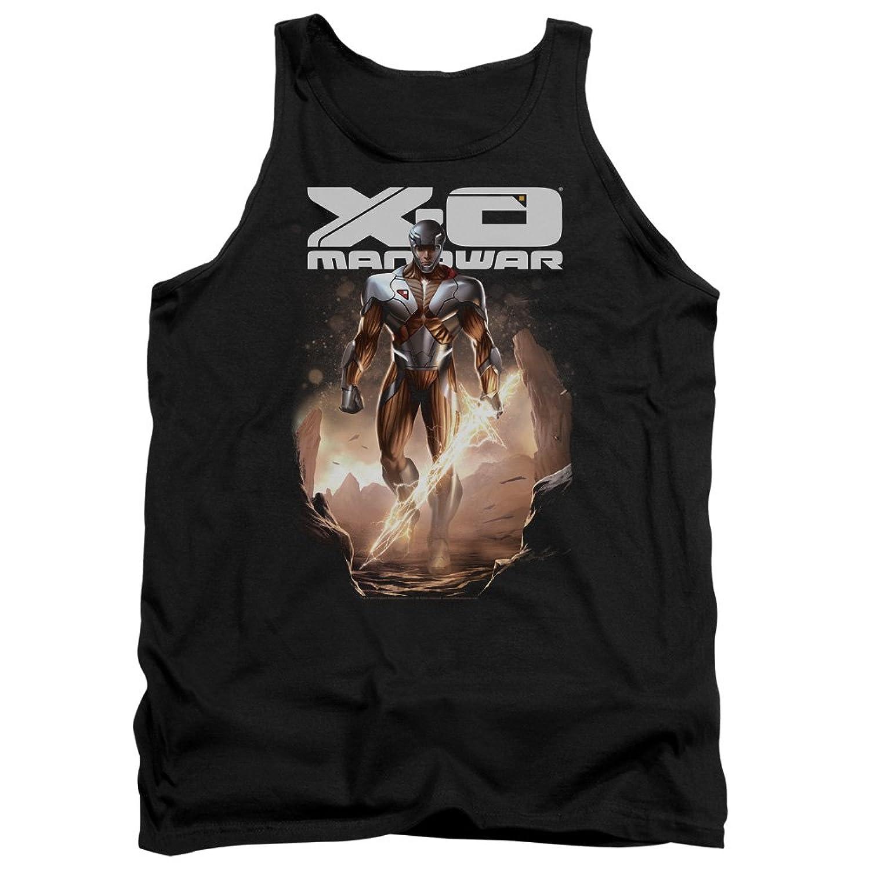 Xo Manowar - Mens Lightning Sword Tank Top