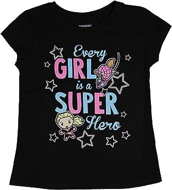 Marvel Camiseta Cada Chica es un superhéroe Capitán Araña Gwen Chica XL: Amazon.es: Ropa y accesorios