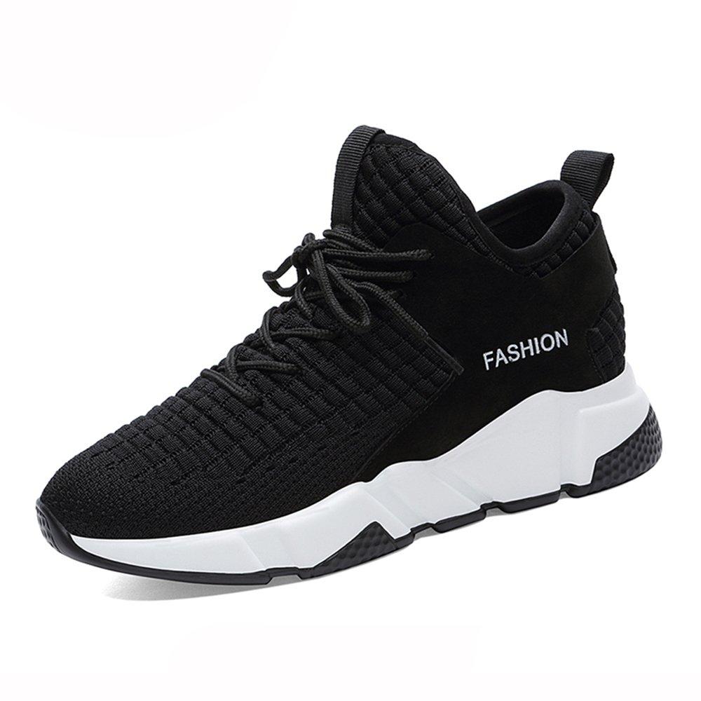 LVZAIXI Schuhe Sportschuhe Laufschuhe Damenschuhe Schwarz Freizeitschuhe gemütlich ( Farbe   Schwarz , größe   EU39 UK6.5 CN40 )