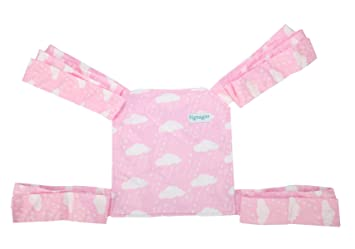 US Baby Doll Carrier Sling Toy For Kids Children Toddler Front Back Carrier