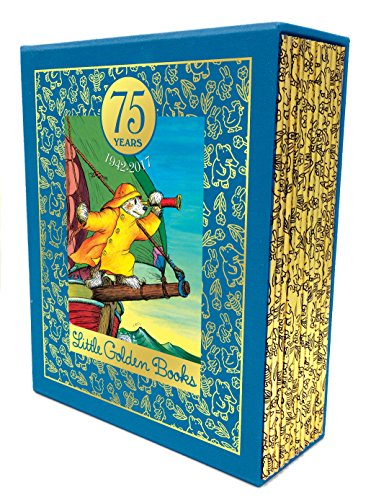 75 Years of Little Golden Books: 1942-2017: A Commemorative Set of 12 Best-Loved Books ()