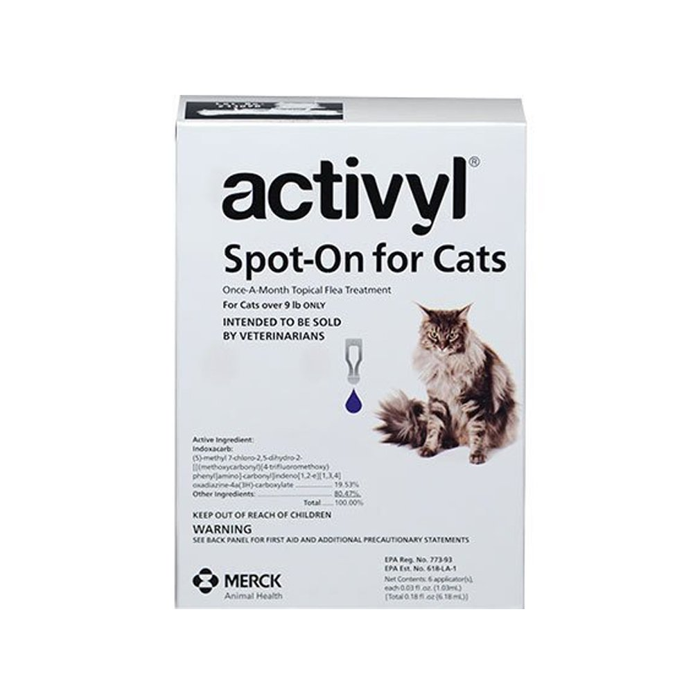 Activyl Spot-On for Cats