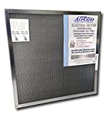Air-Care16x24x1 Silver Electrostatic Washable A/C Furnace Air Filter - Limited, Never Buy Another Filter!! - Made In the USA