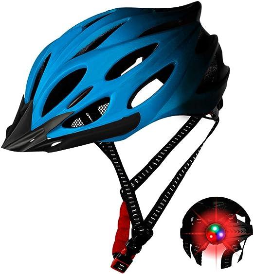 Casco de Bicicleta Casco de Ciclismo de Bicicleta de Carretera de ...
